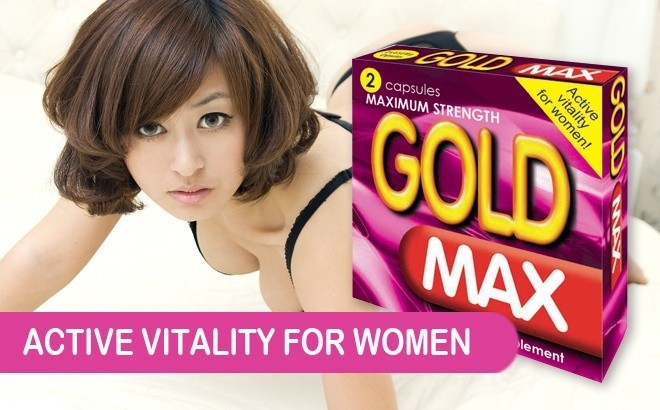 Gold Max Pink PLEASUREDOME