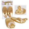 Penis Slippers Gold