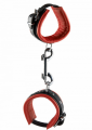 Hand Cuffs Red/Black 5 cm