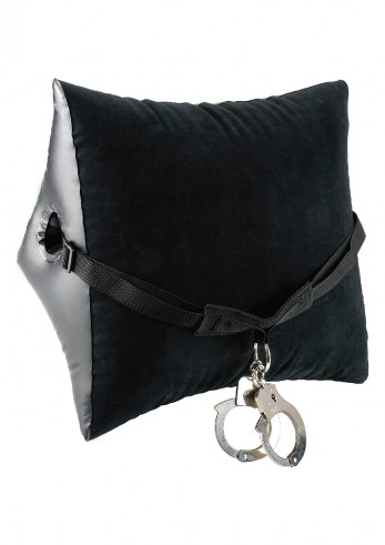 Position Master With cuffs Black