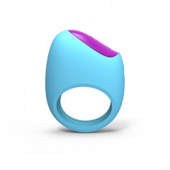 Picobong - Remoji Lifeguard Vibrating Cock Ring Blue