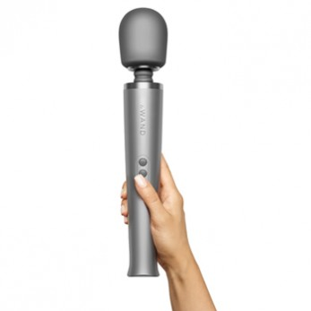 Le Wand - Rechargeable Massager Grey