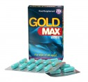 Gold Max™ Blue Erection Aid for Man - 20 caps save 36%