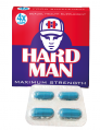 Hard Man Maximum Strength - 4 caps