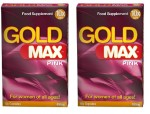 Gold Max Pink Lust Stimulator för Women 20 caps