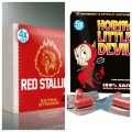 Erection Aids Pack5 - Red Stallion + Horny Little Devil - save