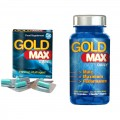 Erection Aids Pack 8 - GoldMax Blue + GoldMax Daily - save 18%