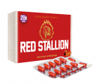 Red Stallion Extra Strong - 20 caps- save 12%