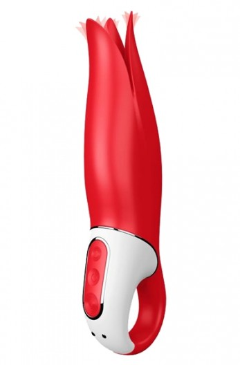 Satisfyer - Vibes Power Flower Red