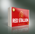 Red Stallion Extra Strong - 10 kaps-Erektionshjälp