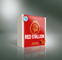 Red Stallion Extra Strong - 4 kaps -Erektionshjälp