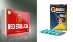 Erection Aids Pack 6 -  Red Stallion + G Max - save 12%